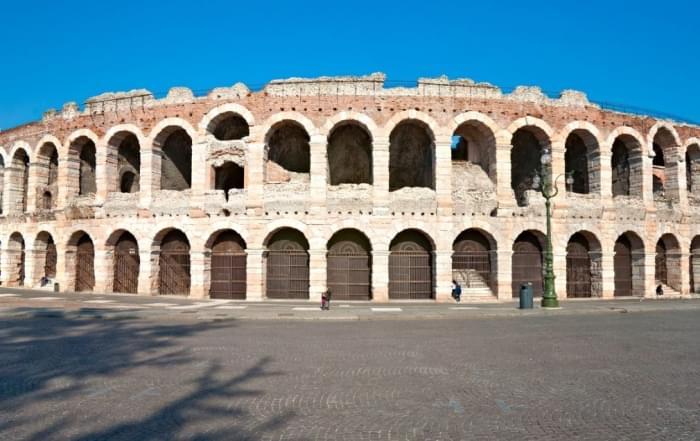 Verona: grote operaklassiekers in de unieke arena van Verona