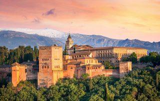 Rondreis Andalusië - Alhambra in Granada