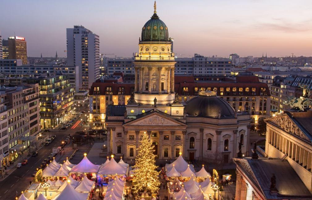 Davidsfonds Cultuurreizen: Berlijn
