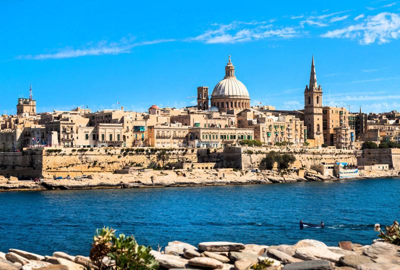 Davidsfonds Cultuurreizen: Malta - Valletta