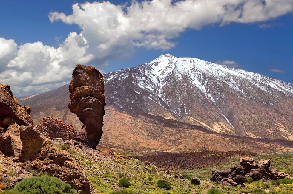 Schoolreis Tenerife Astronomie Teide