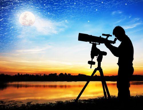 Toffe studiereis naar Tenerife in het teken van de astronomie.