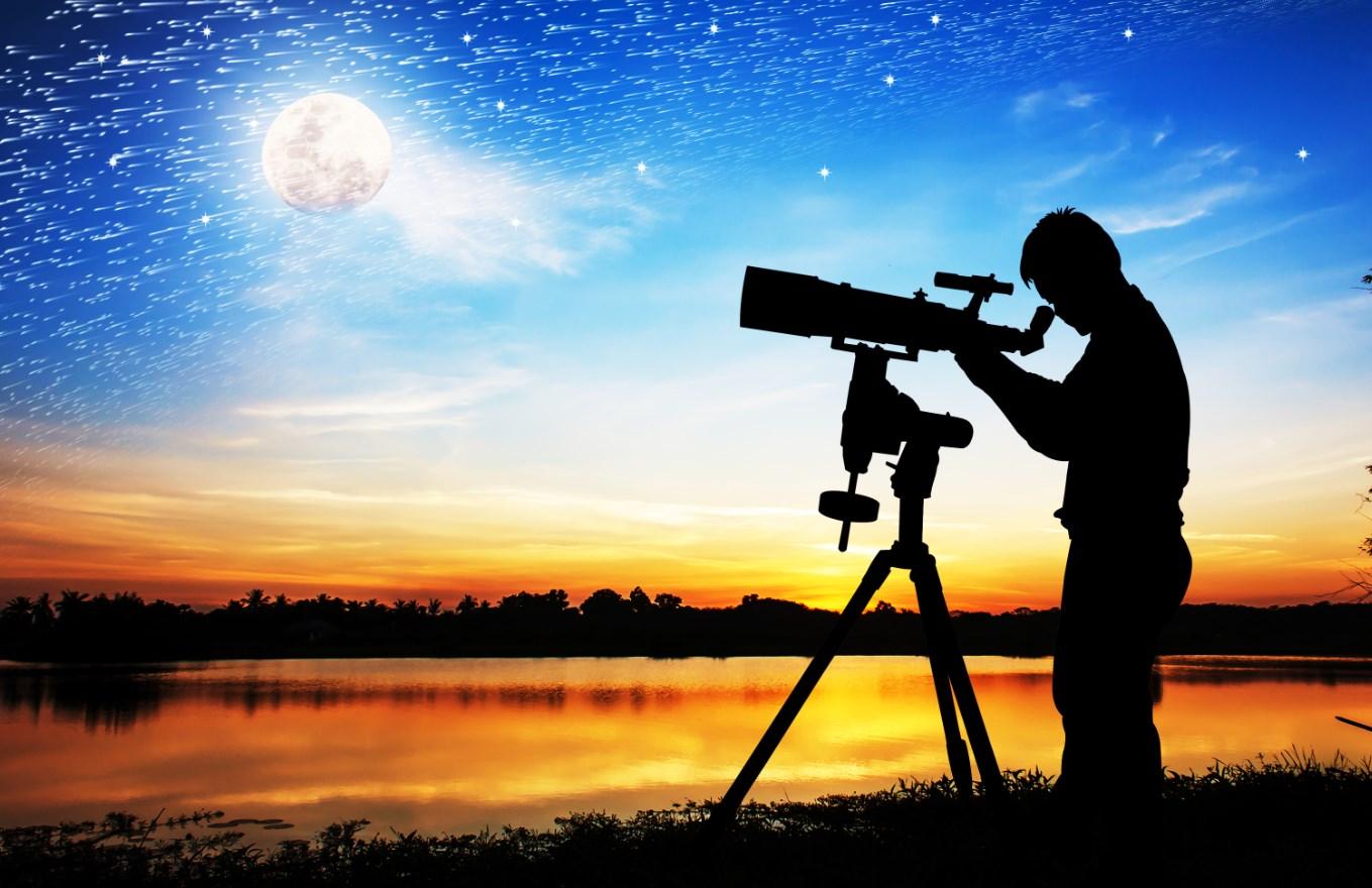 studiereis naar Tenerife - astronomie