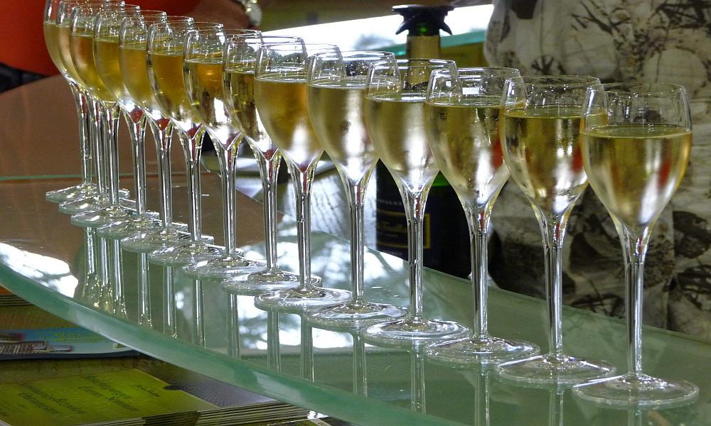 Najaarspromotie Champagnestreek - Champagne glazen