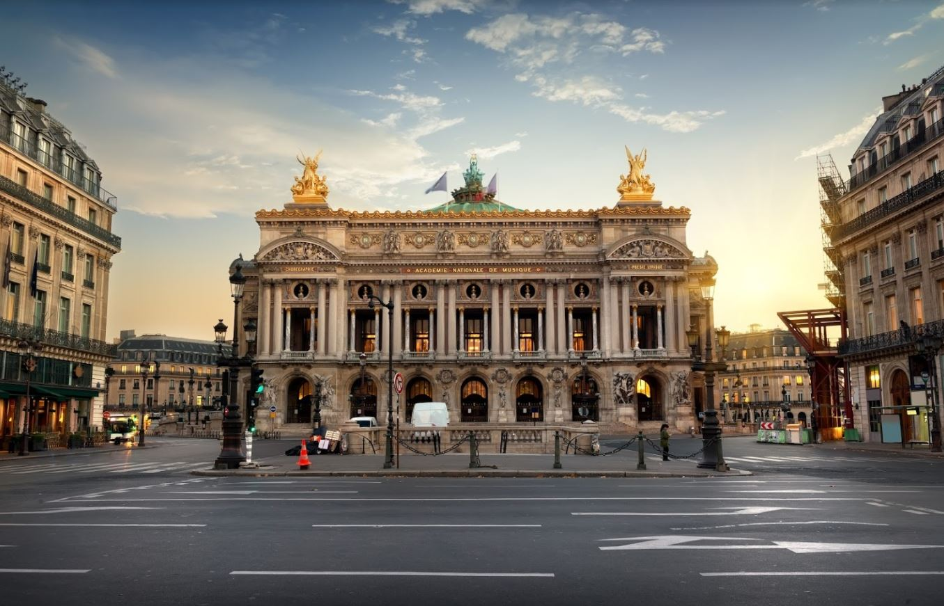 Met Anne-Mie Lobbestael naar Parijs - Parijs Opera