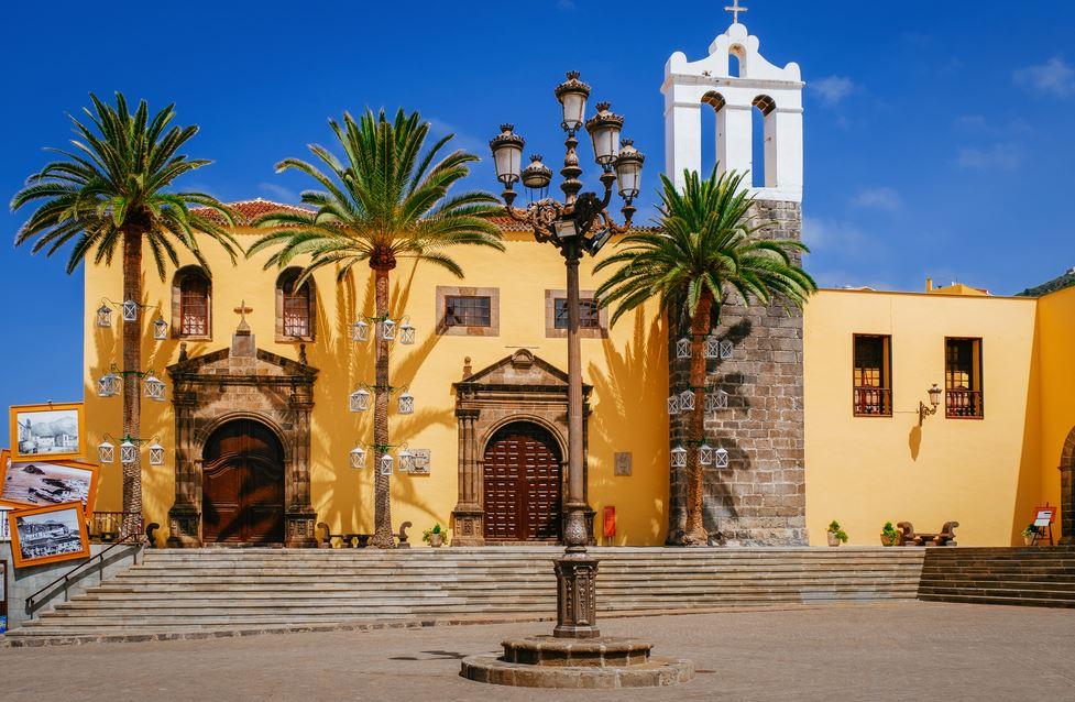 Tenerife - grootste eiland van de Canarische eilanden - Garachico