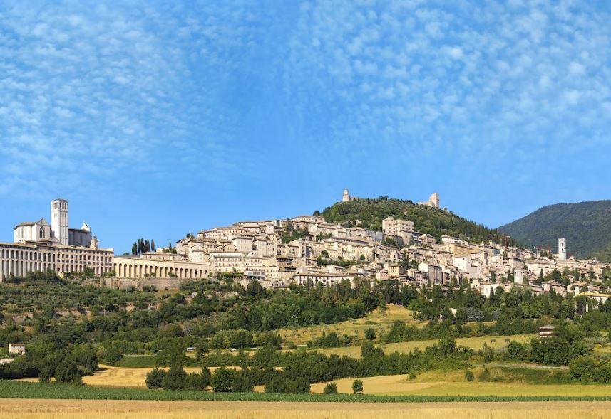 5 daagse reis naar Assisi