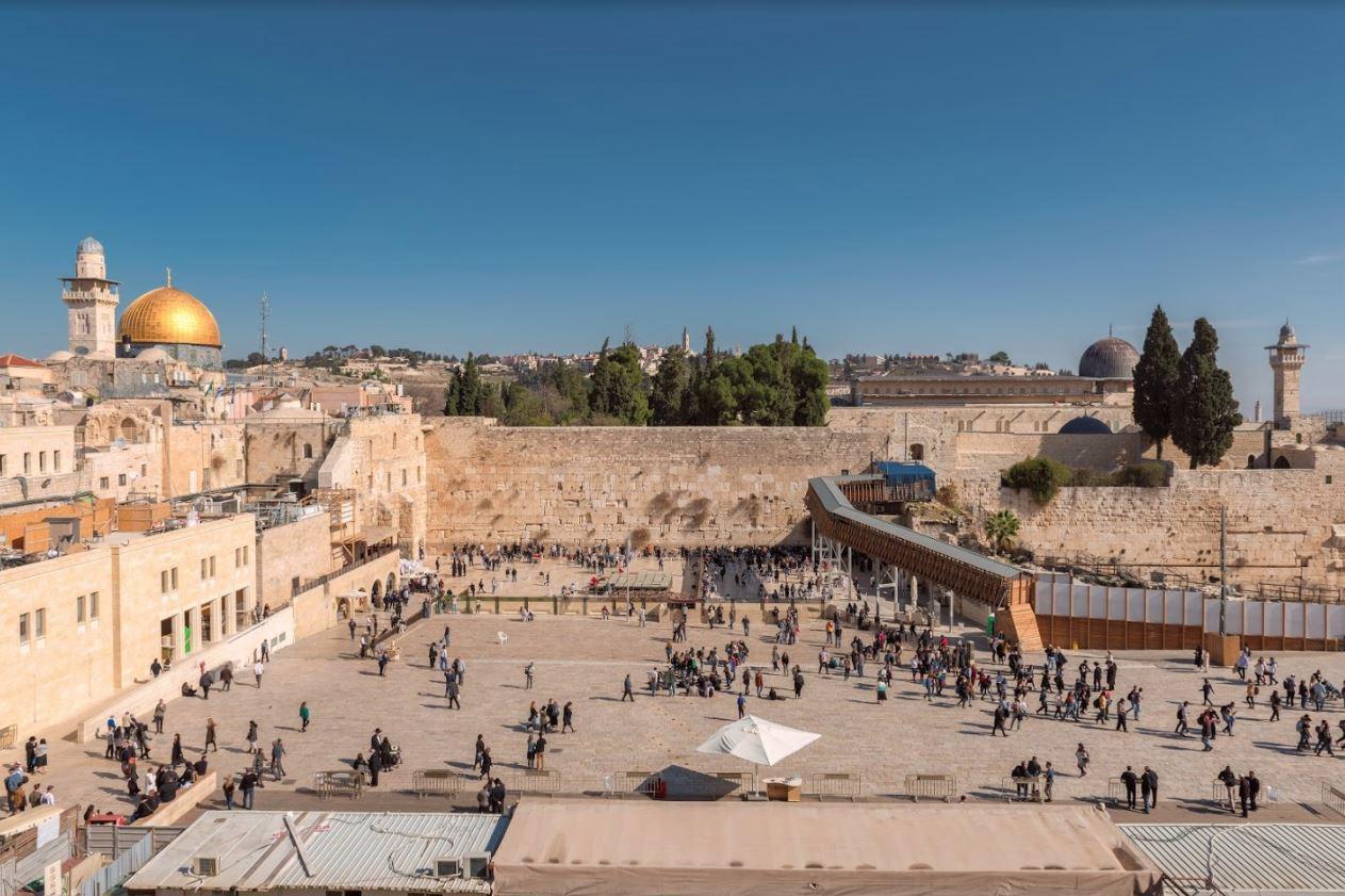 8 daagse vliegtuigreis naar Israël 2018