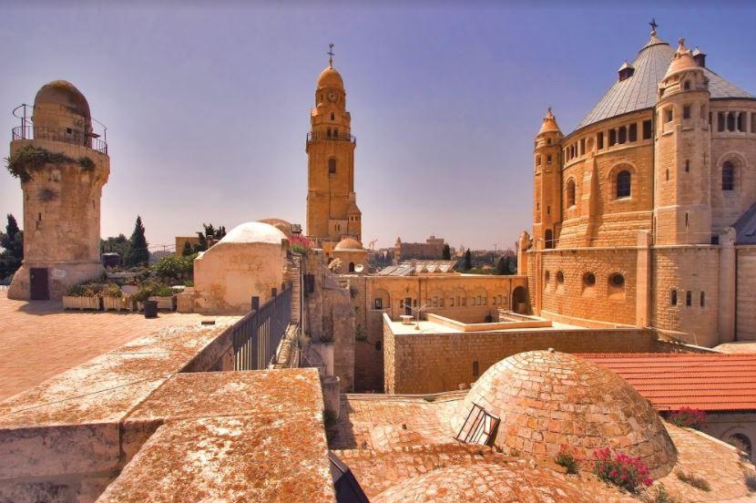 4 daagse reis naar Jeruzalem