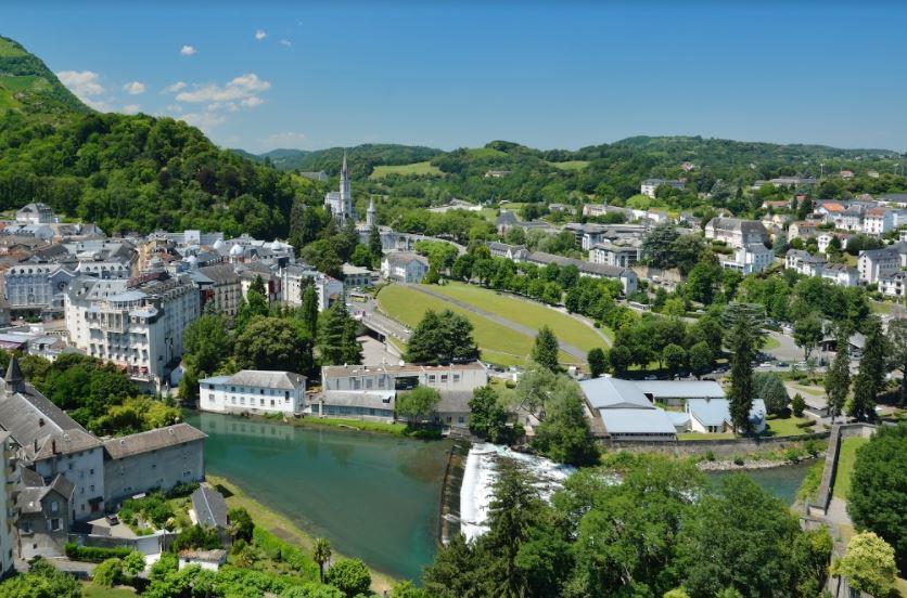 Lourdes vier dagen 2018