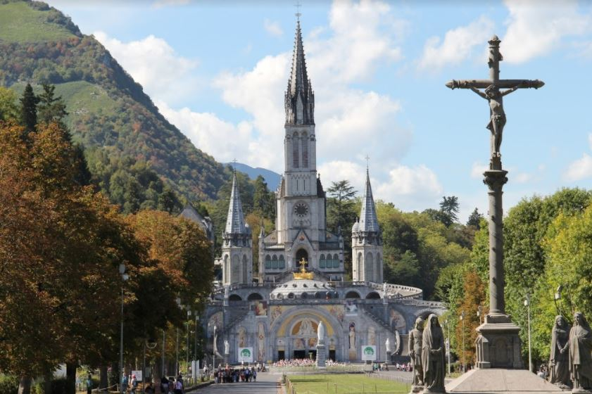 Lourdes vijf dagen 2018
