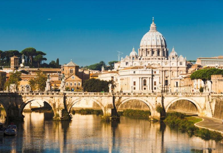 5 daagse reis naar Rome