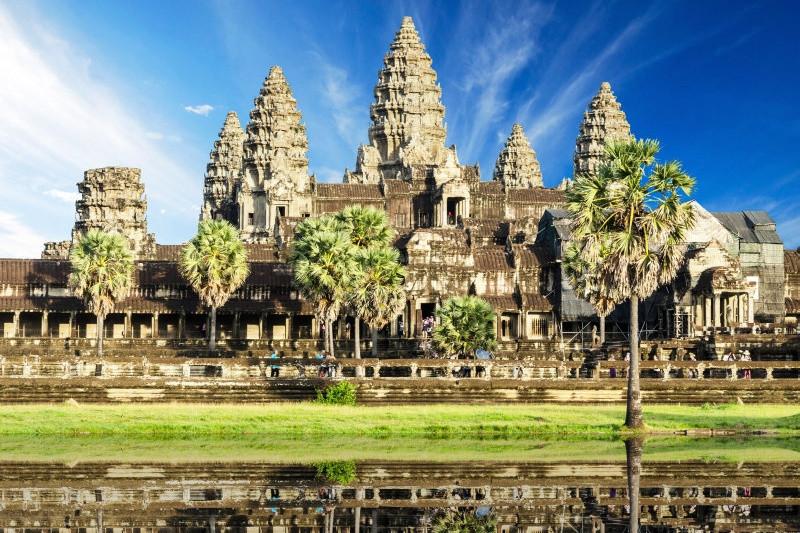 Op cruise op de Mekong van Vietnam naar Cambodja