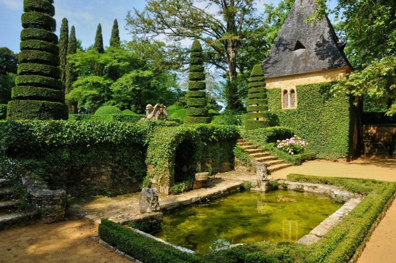 Tuinreis 2018 - Dordogne