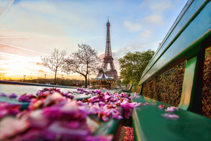 Tuinreis 2018 - Parijs