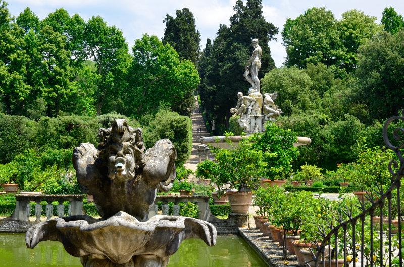 Tuinreis 2018 - Toscane