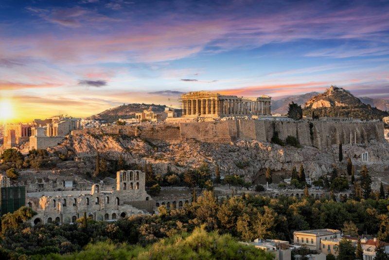 Combitrip Athene en Mykonos - Parthenon tempel op de Acropolis