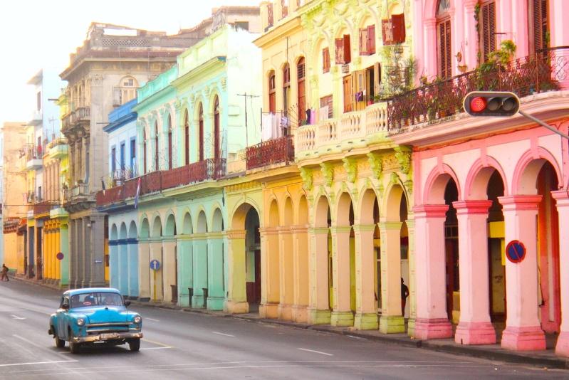 Rondreis Cuba het land van muziek dans en oldtimers - Havana