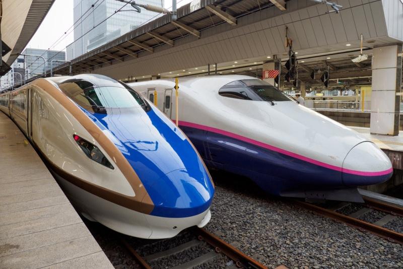 Rondreis Japan – Land van de torii en onsen - Bullet train