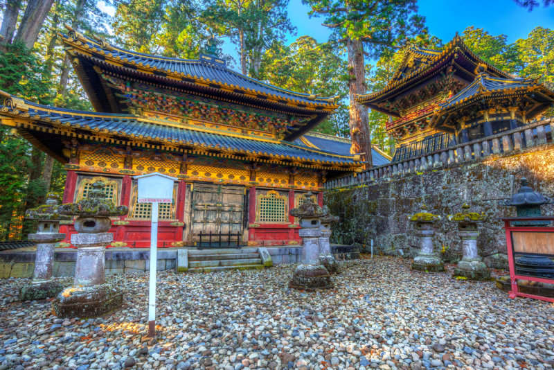 Rondreis Japan – Land van de torii en onsen - Nikko Toshogu Shrine tempel