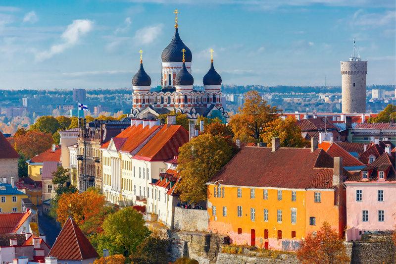 Cruise naar de Baltische Staten - Estland-Tallinn