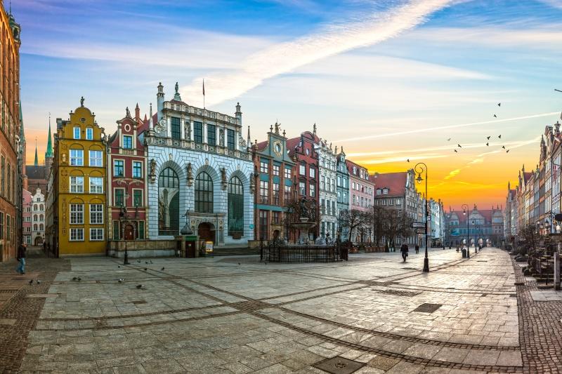 Cruise naar de Baltische Staten - Polen-Gdansk