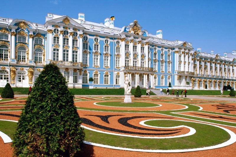 Cruise naar de Baltische Staten - Rusland-St-Petersburg-Hermitage