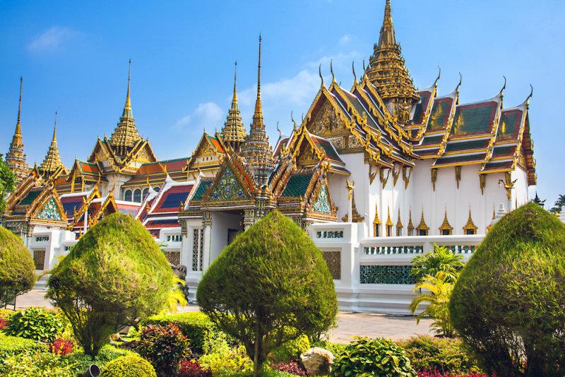 Rondreizen met kinderen - Thailand - Koninklijk Paleis