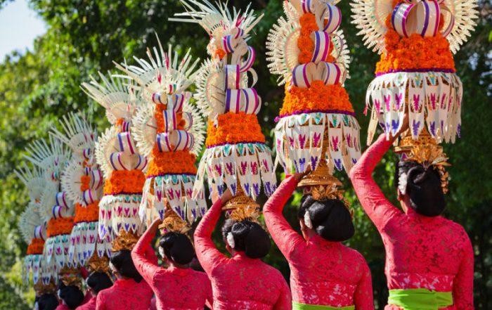Bali een droombestemming voor elke levensgenieter - Balinese ceremonie