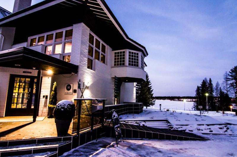Finland - Hotel Vuokatti © hotelli Vuokatti