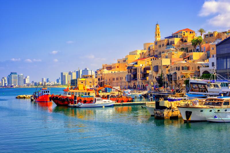 Israël - Haven van Jaffa - Tel Aviv