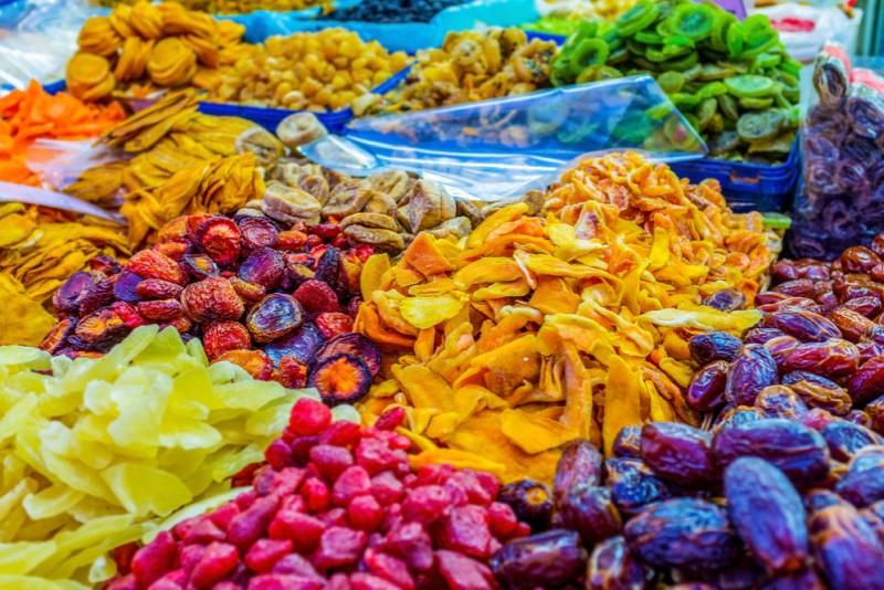 Israël - Tel Aviv - Carmel Markt