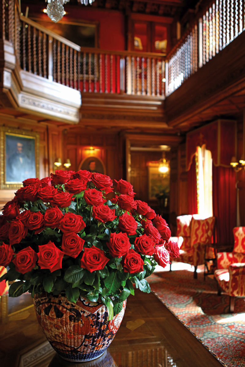 Ontdek Ierland met de nieuwe Grand Hibernian luxetrein - hotel The Merrion
