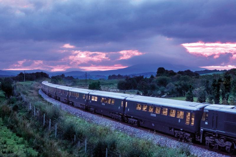 Ontdek Ierland met de nieuwe Grand Hibernian luxetrein