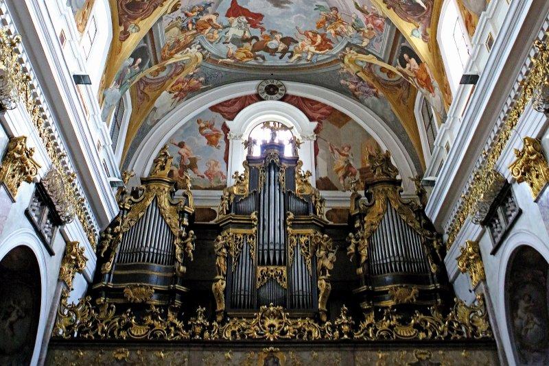 Slovenië, een rondje in de groene parel - kerk