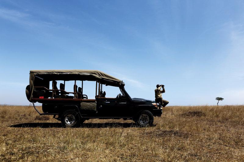 Tanzania - jeep safari