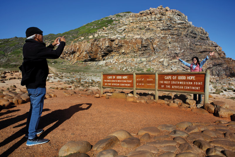 Zuid-Afrika voor levensgenieters - Cape of good hope
