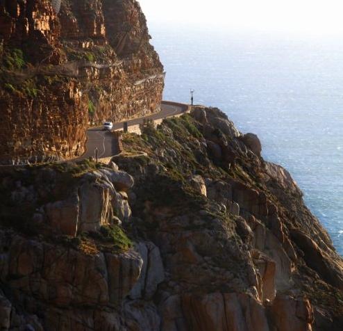 Zuid-Afrika voor levensgenieters - Chapman's Peak Drive