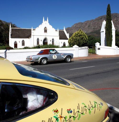 Zuid-Afrika voor levensgenieters - Franschhoek