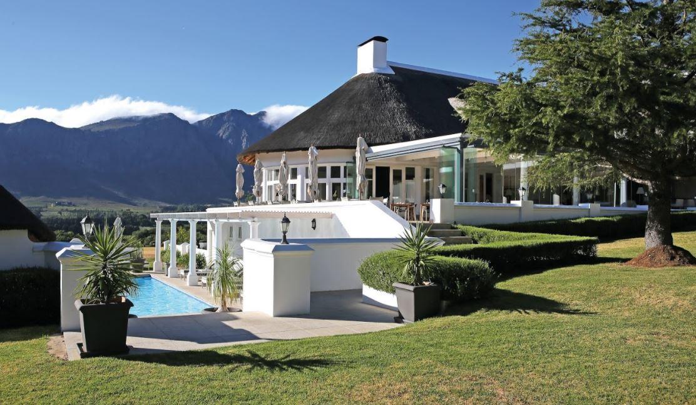 Zuid-Afrika voor levensgenieters - Mont Rochelle