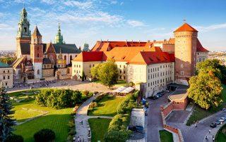 Rondreis Polen - Kasteel Wawel in Krakau