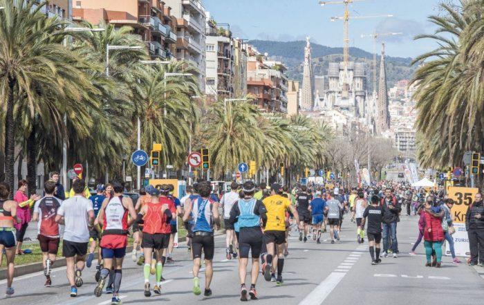 Neem deel aan de marathon van Barcelona - Barcelona Marathon