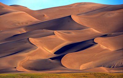 Deze 10 prachtige nationale parken in de VS kende u misschien nog niet - Great Sand Dunes National Park & Preserve