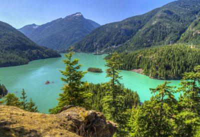 Deze 10 prachtige nationale parken in de VS kende u misschien nog niet - North Cascades National Park