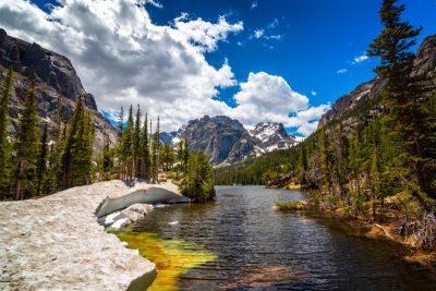 Deze 10 prachtige nationale parken in de VS kende u misschien nog niet - Rocky Mountain National Park