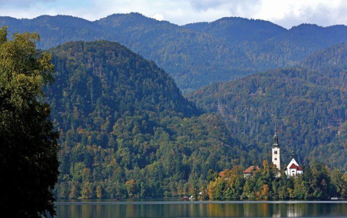 Slovenië, een rondje in de groene parel - Bled