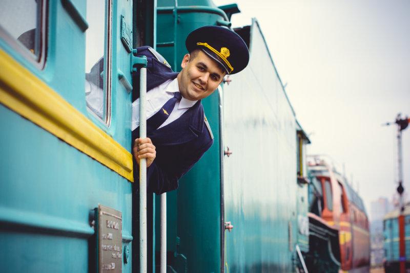 Zorgeloos reizen met de trein -Treinconducteur