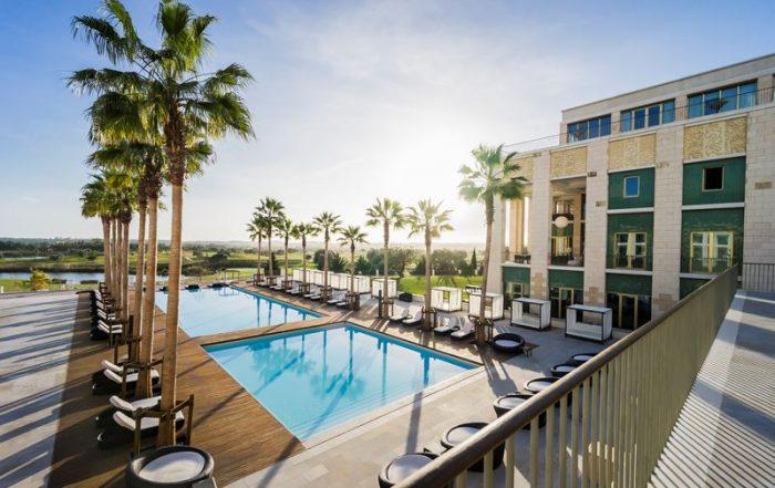 Geniet van het zonnige Zuid-Portugal - Zwembad van het Anantara Vilamoura Resort
