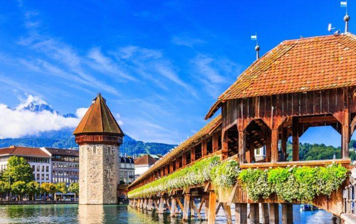 Met Waldo Geuns naar het pianofestival in Luzern