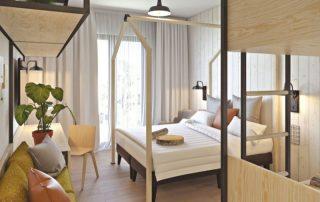 Beleef de warmste momenten tijdens de Winter Efteling - GuestHouse Hotel Kaatsheuvel - kamer